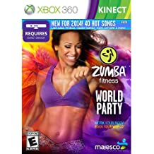 Zumba Fitness World Party Nla [import anglais]