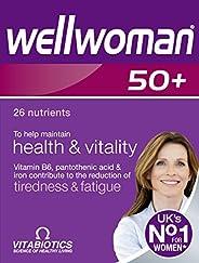 Vitabiotics Wellwoman - 50+ 30 Tabs
