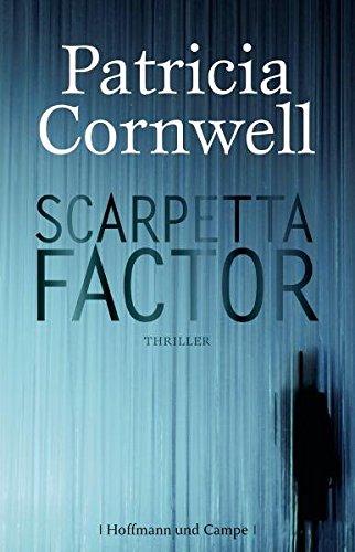 Scarpetta Factor: Thriller (Krimi/Thriller) (Novelas De Dvd)