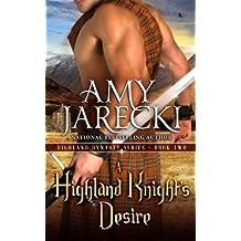 A Highland Knight's Desire (Highland Dynasty) (Volume 2) by Amy Jarecki (2015-02-25)