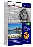Sprachenlernen24.de Brasilianisch-Aufbau-Sprachkurs: PC CD-ROM für Windows/Linux/Mac OS X + MP3-Audio-CD für MP3-Player. Brasilianisch lernen für Fortgeschrittene