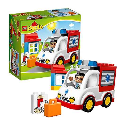 LEGO Duplo 10527 - Krankenwagen (Lego Krankenwagen Set)