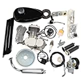 HITSAN INCORPORATION 80cc 2 Cycle Motorcycle Muffler Motorized Bike Engine Accessories Set