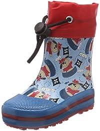Beck Piraten, Stivali di Gomma Unisex – bambini