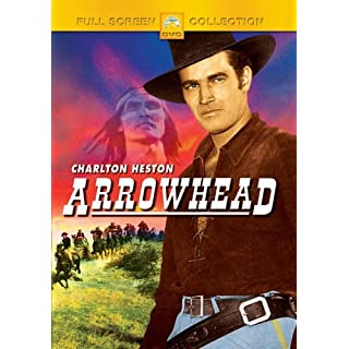 Arrowhead by Charlton Heston