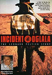 Incident at Oglala: Leonard Peltier Story [DVD] [Region 1] [US Import] [NTSC]