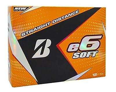 Bridgestone Pelotas Golf e6