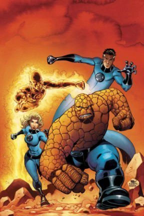 Fantastic Four Volume 4: Hereafter TPB: Hereafter v. 4 (Fantastic 4 (Numbered Paperback)) by Mike Wieringo (Artist), Mark Waid (4-Aug-2004) Paperback