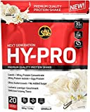 All Stars Hy-Pro Protein, Vanille, 1er Pack (1 x  500 g)
