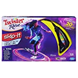Twister Rave Skip-It Game, Black by Hasbro