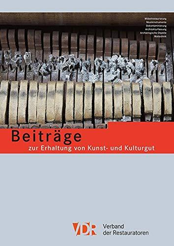VDR Beiträge zur Erhaltung von Kunst- und Kulturgut Heft 2/2018 -