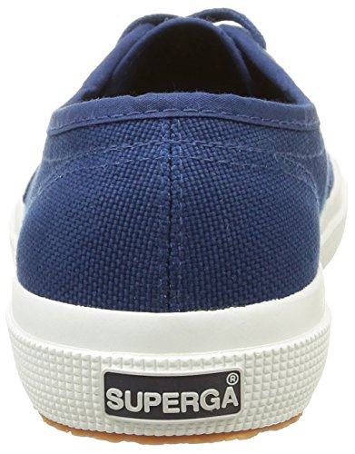 Superga 2750-Cotu Classic, Sneakers Basses Unisexe adulte Bleu (Blue Md Cobalt)
