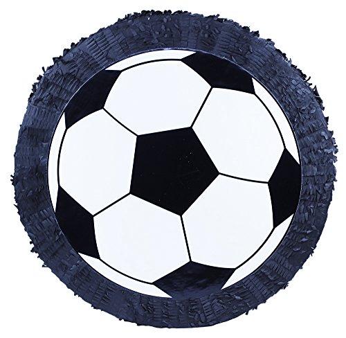 Preisvergleich Produktbild Das Kostümland Pinata - Geburtstags Dekoration - Fußball