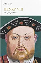 Henry VIII (Penguin Monarchs): The Quest for Fame