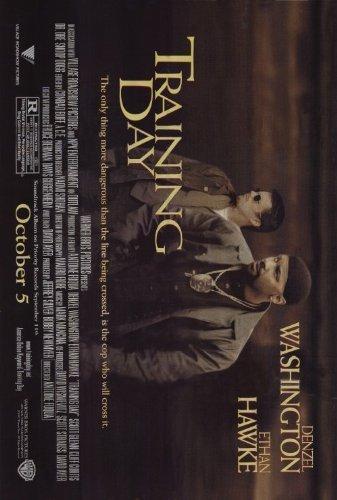 Training Day Poster Film (68,6x 101,6cm-69cm x 102cm) (2001) (Stil C) durch Dekorative Wand Poster