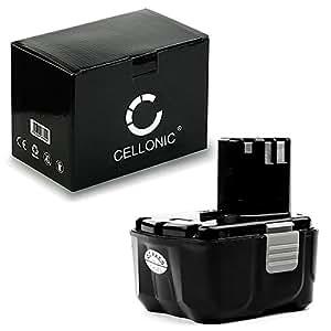 Batterie 14,4V 3Ah Li-Ion pour Hitachi DS 14DL, DV 14DL, DH 14DL, WH 14DL, WR 14DL, G 14DL / BCL1415, BCL1430