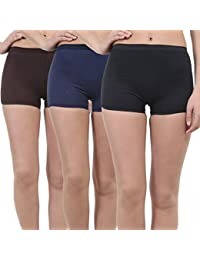 Lure Wear Boy Shorts (Pack of 3)