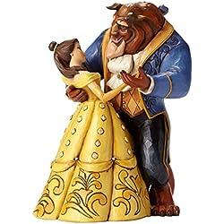 Figura tarta Bella y Bestia Disney