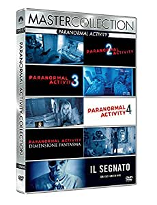 Paranormal Activity Collection (5 DVD)