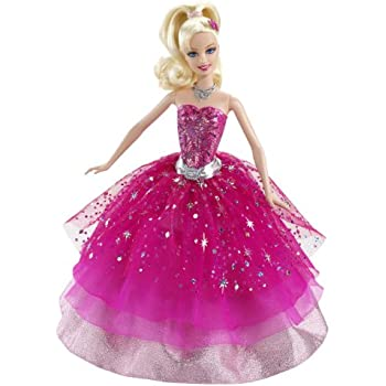 Barbie A Fashion Fairytale Barbie Doll Amazon Co Uk Toys