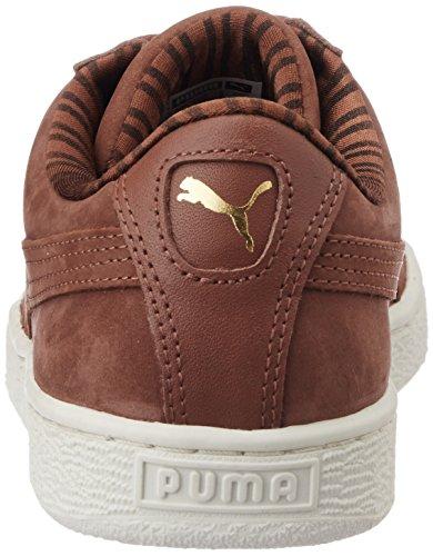 Puma Classic Citi, Baskets Basses homme Marron (Arabian Spice)