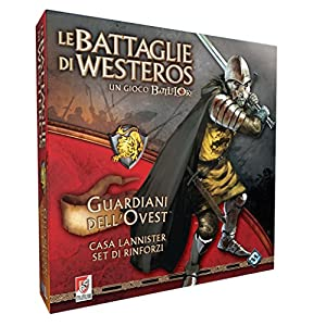 Giochi Uniti Battaglie di Westeros Guardiani dell