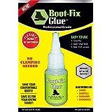 boot-fix zapato pegamento: pegamento profesional para reparación de zapatos