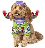 Rubie's Disney Toy Story Haustierkostüm, Buzz Lightyear, Large, Mehrfarbig