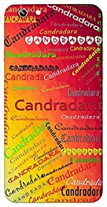 Candradara (River on the Moon) Name & Sign Printed All over customize & Personalized!! Protective back cover for your Smart Phone : Lenovo A6000 / A6000 Plus