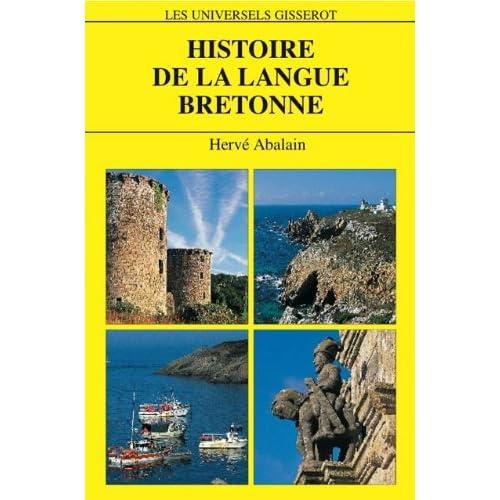 Histoire de la langue bretonne
