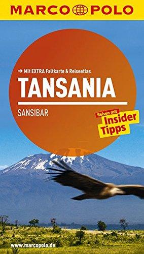Preisvergleich Produktbild MARCO POLO Reiseführer Tansania, Sansibar: Reisen mit Insider-Tipps. Mit EXTRA Faltkarte & Reiseatlas