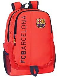 Barça - Mochila adaptable, color naranja (Safta 611462665)
