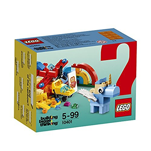 LEGO Build - Arcoíris de diversión (10401)