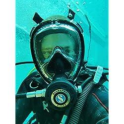 Khroom Innovation 2019 Masque de plongée intégral pour plongée et Vendredi
