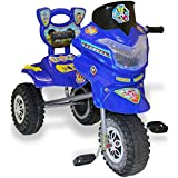 Generic Baby Tricycle For Boys & Girls - Age Group 1-4 Years Blue Color