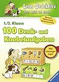 100 Denk- und Knobelaufgaben (1./2. Klasse) (Lern-Detektive - Jetzt blick ich durch)