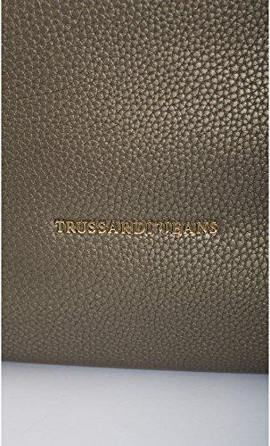 Trussardi Jeans 75B191 Sac Shopper Femme BRONZO
