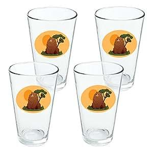 Amazon Prime Drinking Glasses