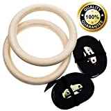 O RLY Sangles de Suspension - Bodyweight Fitness Resistance Straps Trainer (32mm...