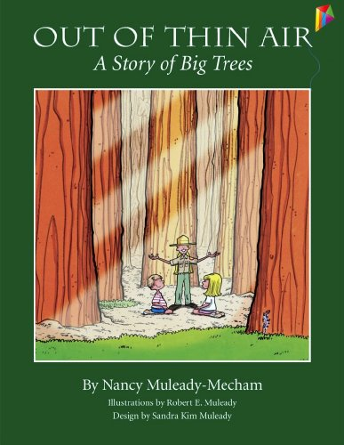 Out of Thin Air: A Story of Big Trees: Children's Book, Picture Book, Bedtime Story (English Edition) -