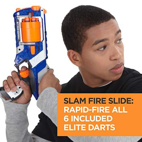N-Strike Elite XD Strongarm Action