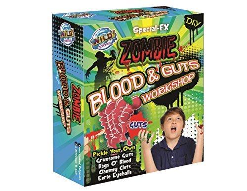 Preisvergleich Produktbild Wilde Wissenschaft Spezial-FX Zombie Blood & Guts Werkstatt (Versand aus UK)