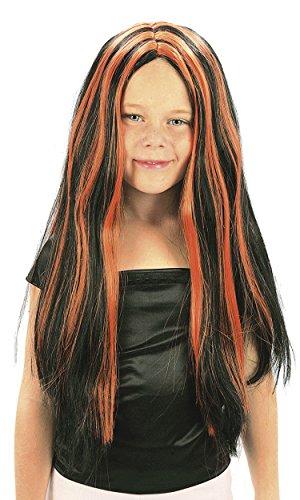 Ciao - parrucca mortisia bimba, colori assortiti