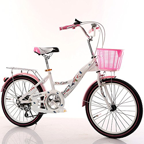 CivilWeaEU- Bicicletas para niños, 6-8-10-14 año Viejo Carro