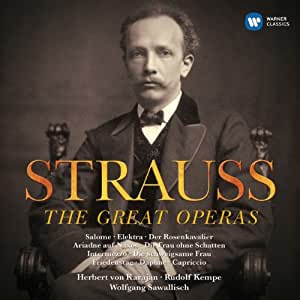 Strauss : Les Grands Opéras