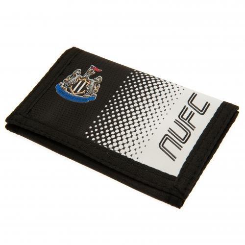 Newcastle United F.C. Portefeuille en Nylon Officiel