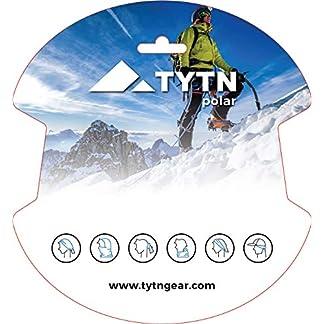 TYTN Neck Warmer Head Scarf - Multifunctional Bandana for outdoor wear - Microfiber & Polar Fleece 8