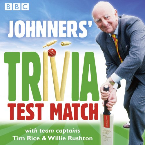 Johnners' Trivia Test Match (BBC Audio)