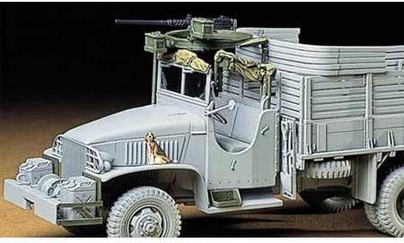 Modellbau Tamiya 300035231 1:35 Zubehör-Set GMC Transp.LKW 35218