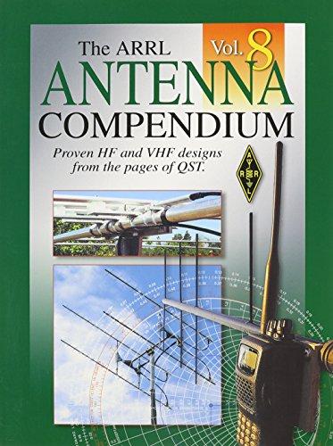 The ARRL Antenna Compendium Vol 8 (Arrl Antenna Book)